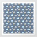Kawaii Stormy Weather by marceline