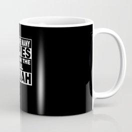 I Am Elijah Funny Personal Personalized Fun Coffee Mug