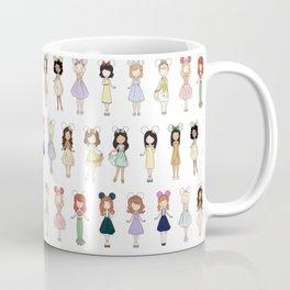 Princess Bounding Coffee Mug