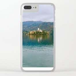 Like a fairytale Clear iPhone Case