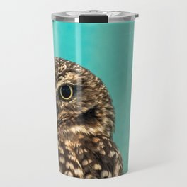 burrowing  Travel Mug