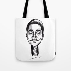 Chelsea Smile Tote Bag