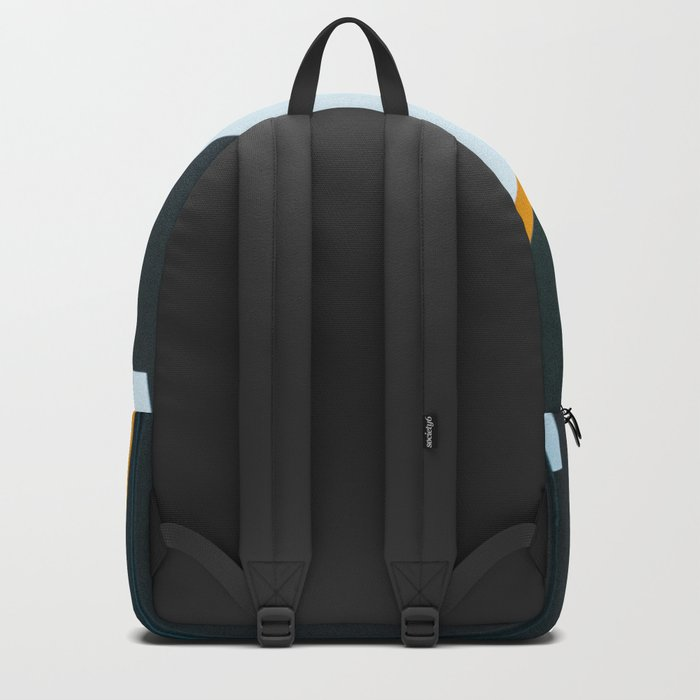 Girl with sunglasses Backpack