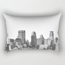 Minneapolis Minnesota Rectangular Pillow