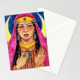 Moon Goddess Stationery Cards