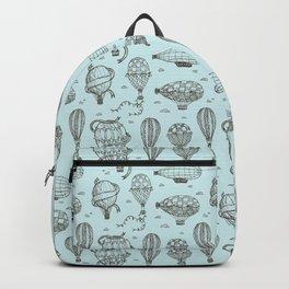 Hot Air Balloons Backpack