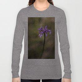 Pink Tassel flower Long Sleeve T-shirt