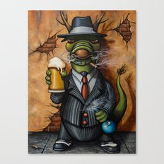 Cheers! Canvas Print