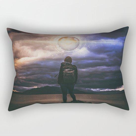 The Real Test Rectangular Pillow