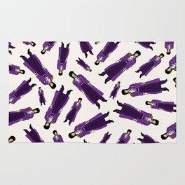 Purple Dove 1 Rug
