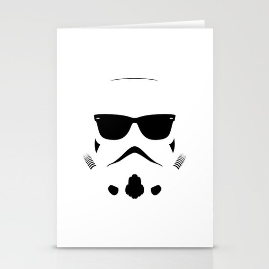 Shadetrooper Stationery Cards