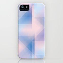 colour & shape iPhone Case