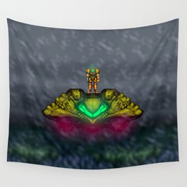 Bounty Hunter (alt.) Wall Tapestry