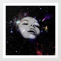 venus Art Prints featuring Venus by Liall Linz