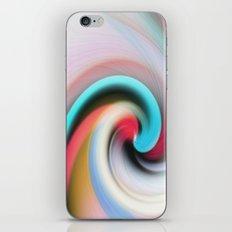 Whirl #2 iPhone & iPod Skin