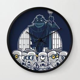 Stormtrooper Minions Wall Clock