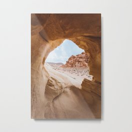 Valley of Fire | Pt. 2 Metal Print