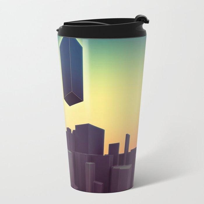 Rise Above Metal Travel Mug