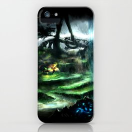 Metroid Metal: Tallon Overworld- Where it All Begins iPhone Case