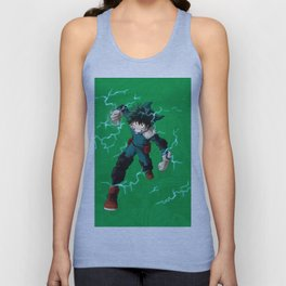 Deku - One for all Unisex Tank Top
