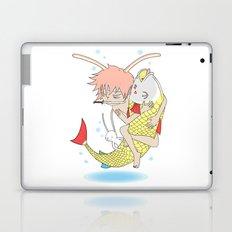 安寧 HELLO - FISHING EP003 Laptop & iPad Skin