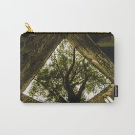 Under the Yew Carry-All Pouch