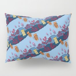 jellies and coral Pillow Sham