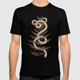 c93b42d5 The Snake and Fern T-shirt