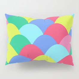 Scoops Bright Pillow Sham