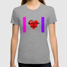 Revolution of esteem T-shirt