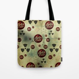 Nuka Cola Radiation Tote Bag