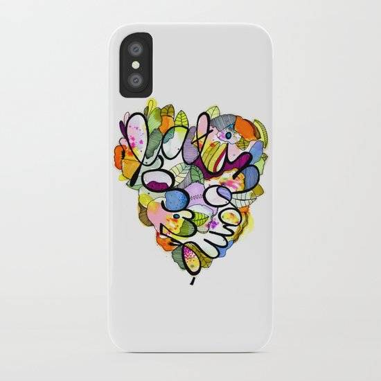 Latinoamérica LOVE iPhone Case