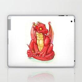 Red Dragon Hatchling Laptop & iPad Skin