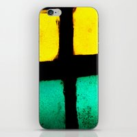 Light and Color III iPhone & iPod Skin