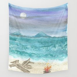 skyscapes 2 Wall Tapestry