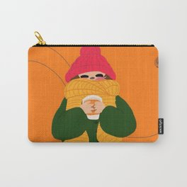 Happy Place Carry-All Pouch