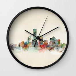 milwaukee wisconsin  Wall Clock