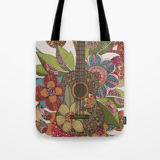 Ever Guitar Tote Bag