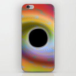 Luminosity iPhone Skin