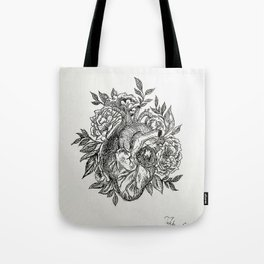 Flowers of your Love Tote Bag