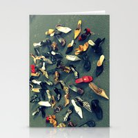 sale Stationery Cards featuring Sale by Irène Sneddon