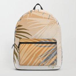 Puerto Vallarta Palms Backpack