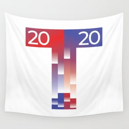 MAGA Presidential Election 2020 Trump USA T Wall Tapestry