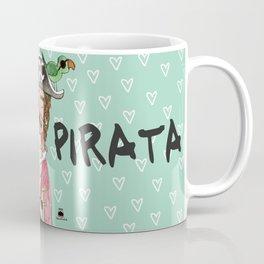 Vida pirata Coffee Mug