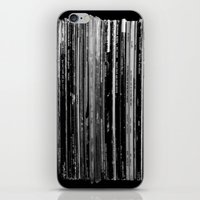 vinyl iPhone & iPod Skins featuring Vinyl by Derek Delacroix