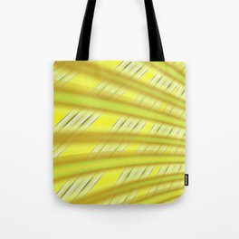 Fractal Play in Citruslicious Tote Bag