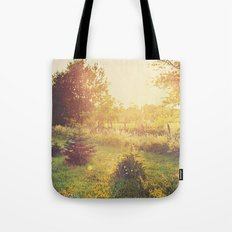 Summer Night Tote Bag