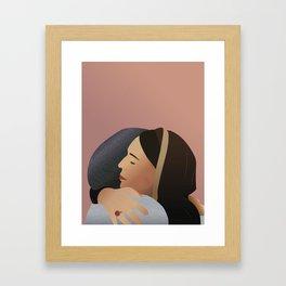 Jacinda Ardern 15.3.19 Memorial Piece Framed Art Print