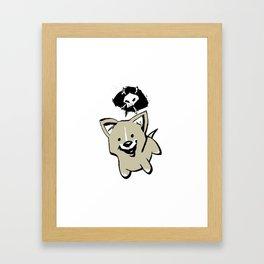 minima - ski-doo Framed Art Print
