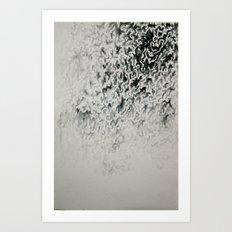 Dissipate Art Print